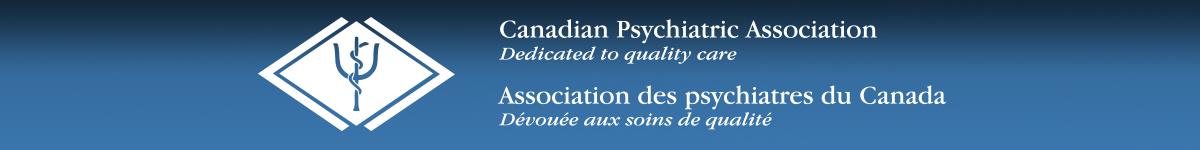 Canadian Psychiatric Association – Association des psychiatres du Canada
